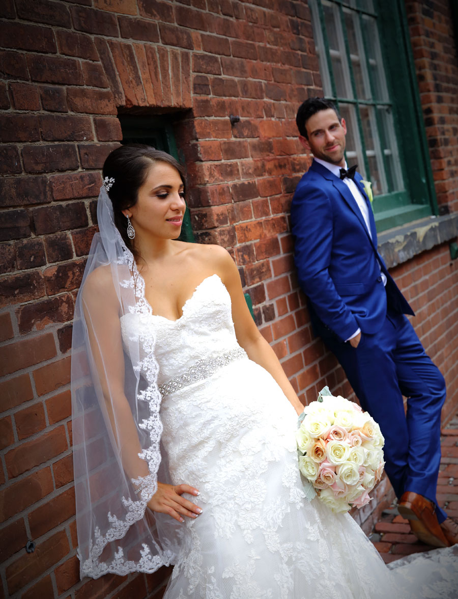 Affordable wedding photography toronto Frank and danielle